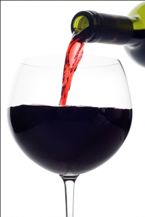 Drinking a Glass of Red Wine is Healthy